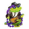 Guitar Frog Dangle