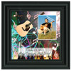 guitar graduation picture frame