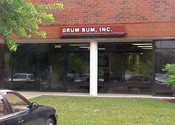 drum bum office